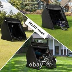 Quictent 106x41x61 Outdoor Bike Shield Motorcycle Shelter Storage Cover Shed